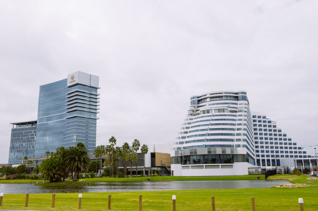 Crown Burswood Perth