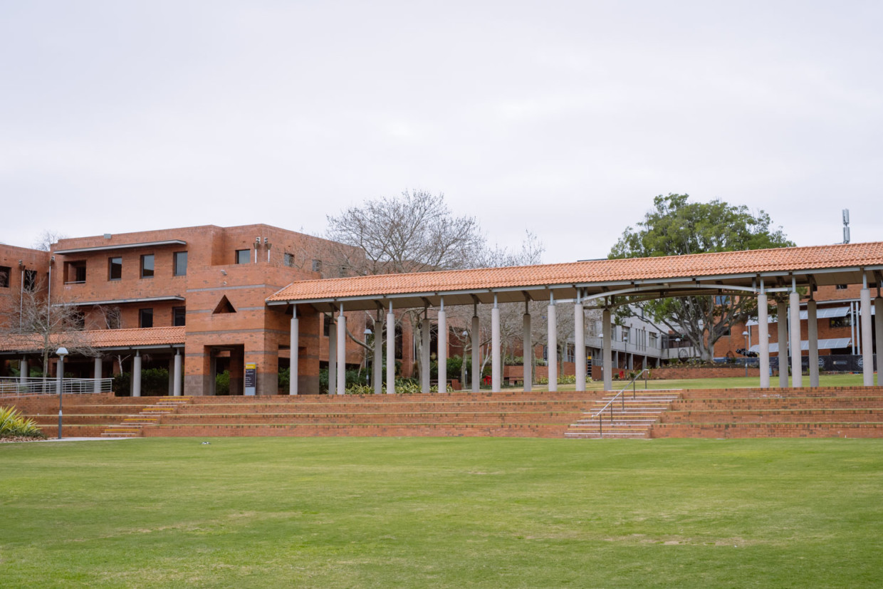 Curtin University Perth Places
